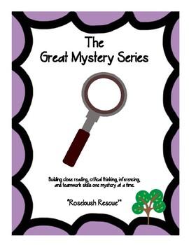 Rosebush Mystery Inference Center