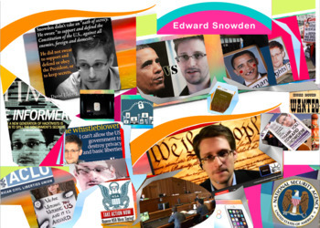 Snowden Rosenberg Hinckley - Individual v. Government - 3 FREE POSTERS