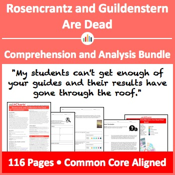 Rosencrantz and Guildenstern Are Dead – Comprehension and Analysis Bundle