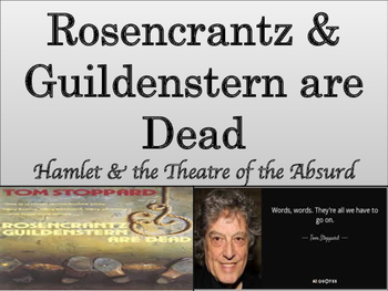 Rosencrantz and Guildenstern are Dead Film Analysis Packet
