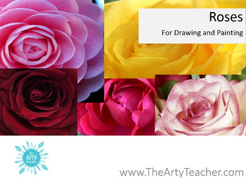 Roses - An image library of photos for drawing and painting