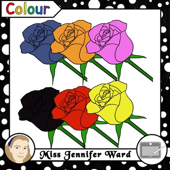 Roses Clipart