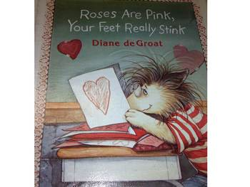 Roses are Pink, Your Feet Really Stink Valentine's Reader's Theater