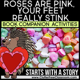 Roses are Pink Your Feet Really Stink by Diane deGroat Boo