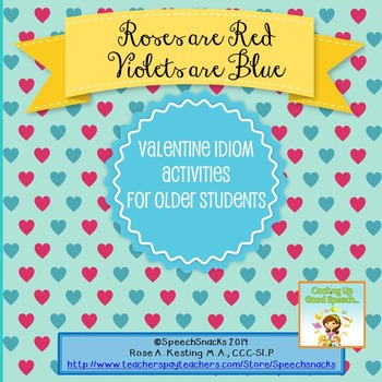 9th grade Valentine\'s Day Teaching Resources & Lesson Plans ...
