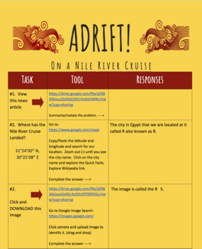 Rosetta Stone Hyperdoc Lesson