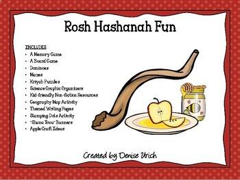 Rosh Hashanah Art Projects