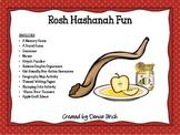 Rosh Hashanah Fun Activities