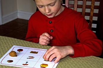 Rosh Hashanah Bingo Game