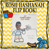 Rosh Hashanah Flip book - Tishrei prep
