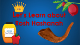 Rosh Hashanah Powerpoint - Distance Learning