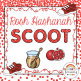 Rosh Hashanah SCOOT Task Cards, Posters, Game and Mini Journal