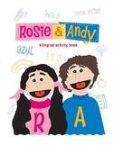 Rosie & Andy: Bilingual Activity Book