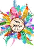 Rosie Jay's EDITABLE 2019 Rainbow Planner #supportaussiefarmers