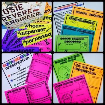 Rosie Revere, Engineer Activities