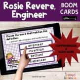 Rosie Revere, Engineer | BOOM Cards Digital Activities