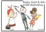 Rosie Revere Engineer, Iggy Peck Architect  & Ada Twist STEM Resources