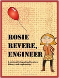 Rosie Revere, Engineer Integrated Mini-unit for Grades 3-5