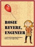 Rosie Revere, Engineer Integrated Mini-unit for Grades 3-5