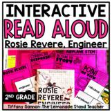 Rosie Revere Engineer Interactive Read Aloud Lessons Grade 2