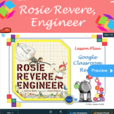Rosie Revere, Engineer - Lesson Plan