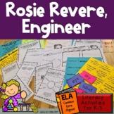 Rosie Revere, Engineer:  Literacy Activities