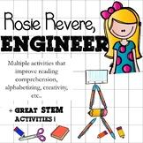 Rosie Revere Engineer Literacy Companion