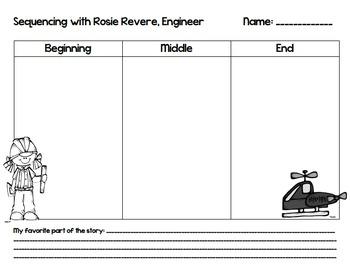 Rosie Revere, Engineer Pack