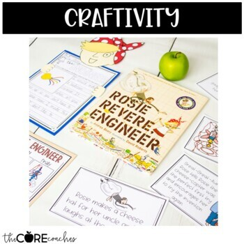 Rosie Revere Engineer Read-Aloud Activity