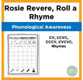 Rosie Revere, Engineer Roll a Rhyme