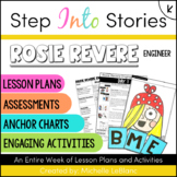 Rosie Revere Engineer Step Into Stories