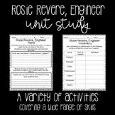 Rosie Revere, Engineer Unit Study