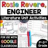 Rosie Revere Engineer Activities
