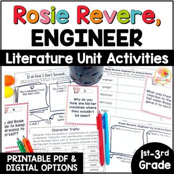 Rosie Revere Engineer Activities