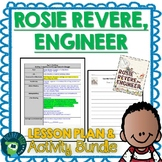 Rosie Revere Engineer by Andrea Beaty Lesson Plan and Activities