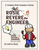 Rosie Revere, Engineer by Andrea Beaty-A Complete Companion Journal