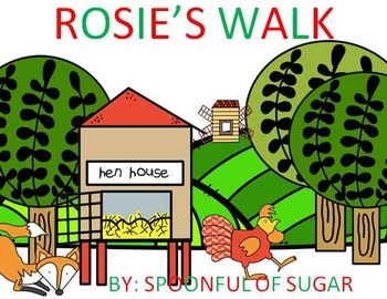 Rosie's Walk ( Book Companion)