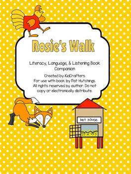 Rosie's Walk Story Companion