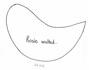 Rosie's Walk Craft Positional Words