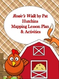Rosie's Walk Mapping Lesson Plan and Activities