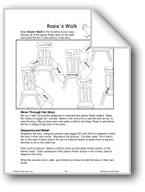Rosie's Walk (Oral and Listening Skills)