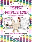 Rosie's Walk: Preposition Practice