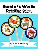 Rosie's Walk: Retelling Sticks