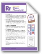 Rosie, the Rabbit