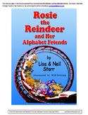 Rosie the Reindeer Coloring Pages