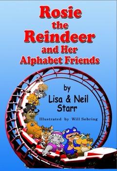 Rosie the Reindeer and Her Alphabet Friends
