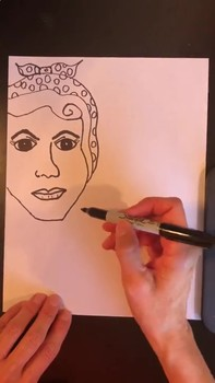 Rosie the Riveter Directed Draw Video