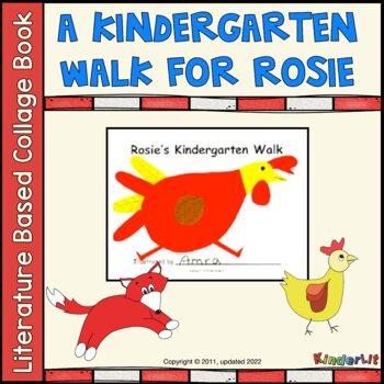 A Kindergarten Walk For Rosie