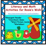 Rosie's Walk Activities