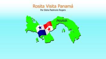 Rosita Visita Panamá / Rose Visits Panamá